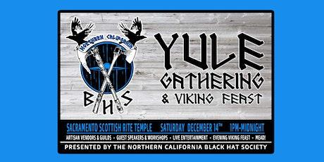 YULE GATHERING & VIKING FEAST tickets