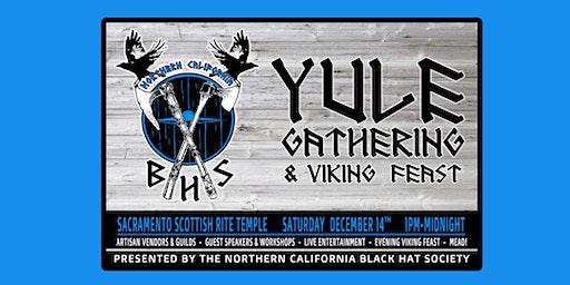 YULE GATHERING & VIKING FEAST