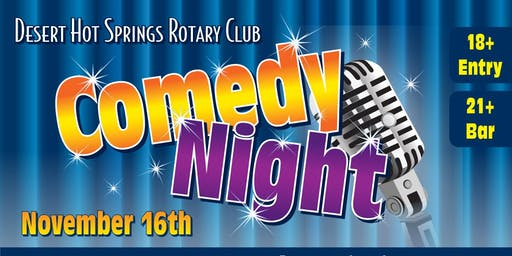Comedy Night - Adults Only!