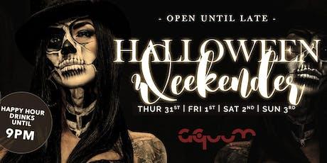 Fresh Thursdays Halloween Special tickets