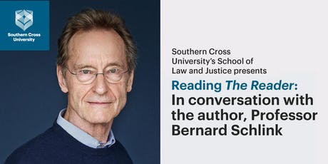 Reading The Reader: In Conversation with Professor Bernhard Schlink tickets
