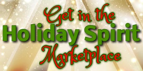Holiday Spirit Marketplace tickets
