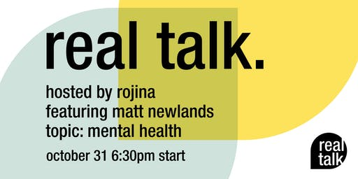 Real Talk: Mental Health ft. Matt Newlands