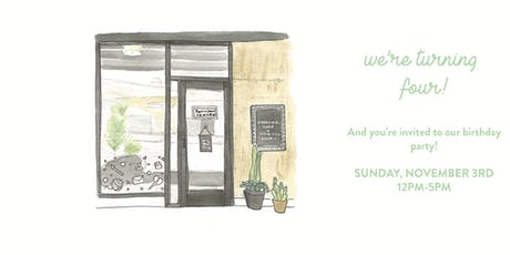 The Paper + Craft Pantry 4th Birthday Bash! tickets