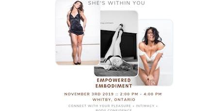 Empowered Embodiement tickets
