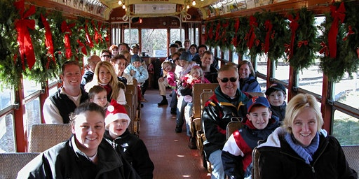 Kennebunkport Christmas Prelude Daytime Trolley Rides