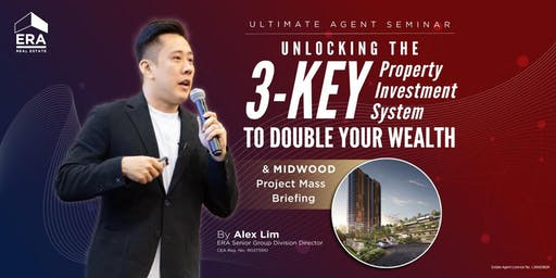 [UAS] Unlocking the 3-KEY Property Investment System to Double Your Wealth