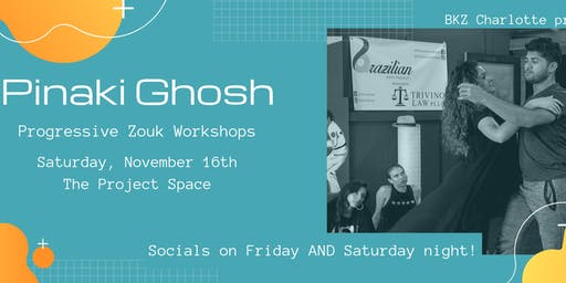 Zouk AND KiZouk with Pinaki Ghosh