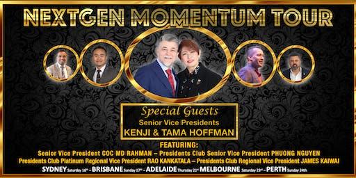NEXTGEN MOMENTUM TOUR - WA