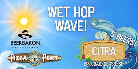 Wet Hop Wave tickets