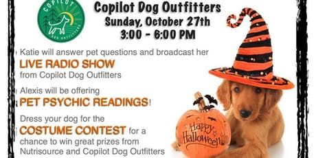 Copilot Dog Outfitters Fundraising Event tickets