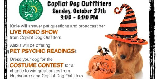 Copilot Dog Outfitters Fundraising Event