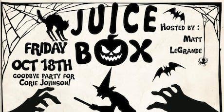 JuiceBox w/ Liza Treyger tickets