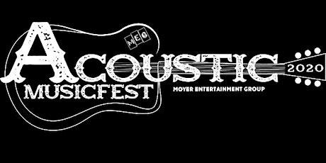 MEG Acoustic Music Festival tickets
