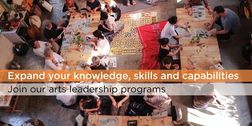 Australia Council - Leadership Program Research (Alumni) VIC Focus Group