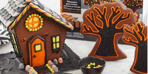 Gingerbread Haunted House Contest