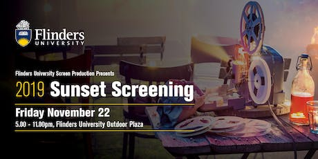 2019 Sunset Screening | Presented by Flinders Screen Production tickets