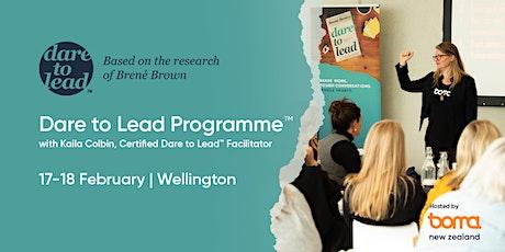 Dare To Lead™ | Wellington | 17-18 February 2020 tickets