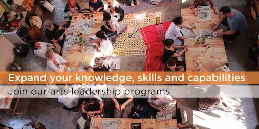Australia Council - Leadership Program Research (Alumni) QLD Focus Group