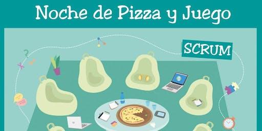 Noche de Pizza y Juego SCRUM