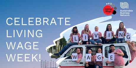 Celebrating living wage week: learn from living wage employers tickets