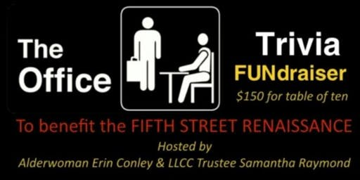 The Office Trivia FUNdraiser