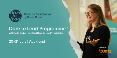Dare To Lead™ | Auckland | 20-21 July 2020