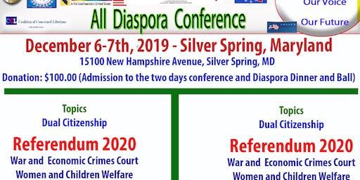 All  Diaspora  Conference (Liberians)