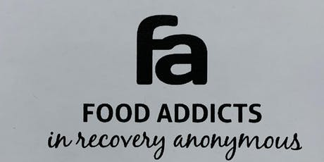 Food Addicts in Recovery Anonymous (FA) Meeting - Wednesday Evening Boca tickets