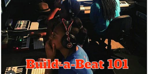 Build-a-Beat with Music Producer, Canita Rogers (WX HHP)