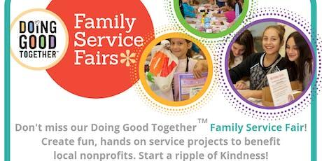 Family Service Fair tickets