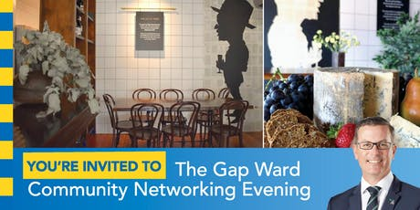The Gap Ward Community Networking Evening tickets