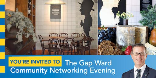 The Gap Ward Community Networking Evening