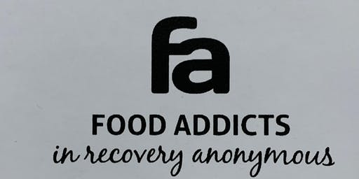 Food Addicts In Recovery Anonymous (FA) Meeting - Tuesday Boca