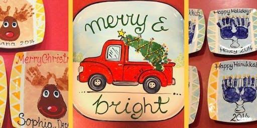Christmas & Hanukkah Mommy'n'Me Workshop