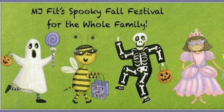 Spooky Fall Festival for the whole family! tickets
