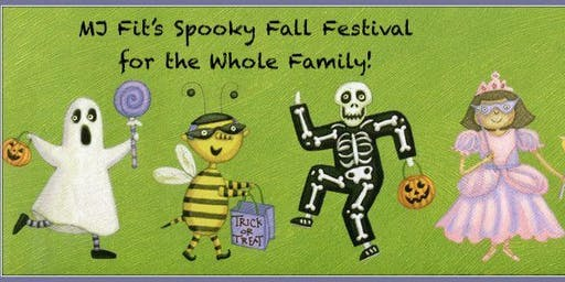Spooky Fall Festival for the whole family!