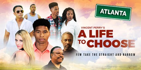 A LIFE TO CHOOSE Red Carpet Tour ATLANTA, GA tickets