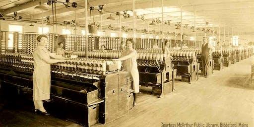 Historic Biddeford Mill Tour