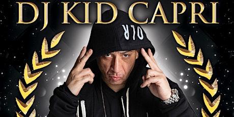 All Black Holiday Jam featuring DJ Kid Capri tickets