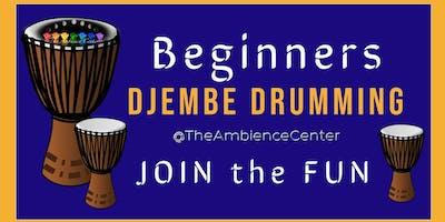 Nov 19 Beginners Djembe Drumming Class