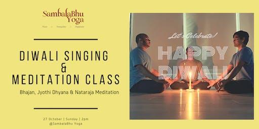 Diwali Singing & Meditation Class | SambalaBhu Yoga