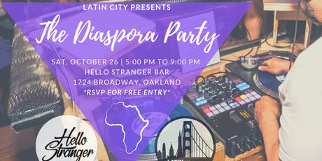 The Diaspora Party tickets