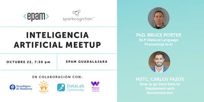 Meetup Inteligencia Artificial