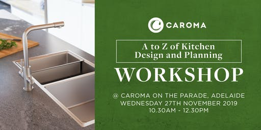 A to Z of Kitchen Design and Planning