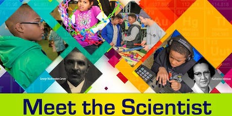 Meet The Scientist Saturday tickets