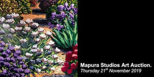 Mapura Studio Art Auction