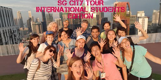 Singapore City Tour : International Students Edition (Final sessions for the semester!)