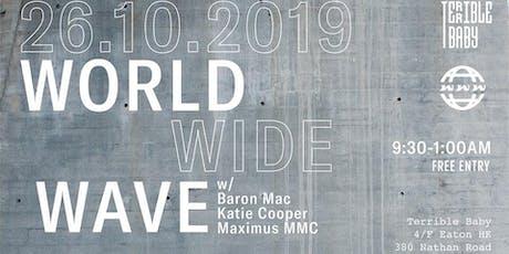 World Wide Wave 008 tickets