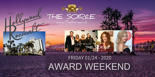 When: Grammy® Weekend Party: 6th Annual SOIRÉE (Celebs & Industry Hotspot)